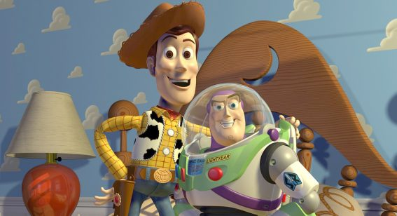 Toy Story isn't just a kids' series, they're films kids grew up with