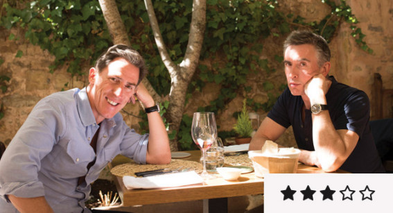 Review: 'The Trip to Spain' is Still Good-Natured, But Never Fully Gels