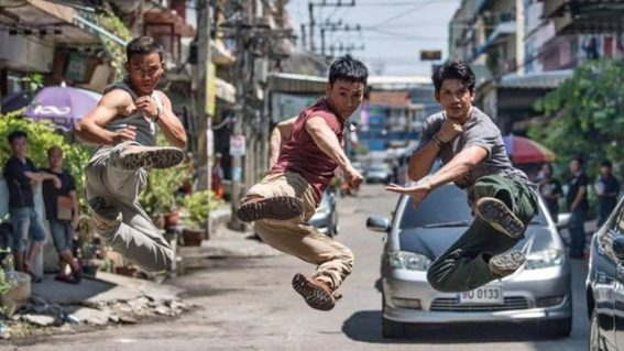 Triple Threat is a lean, muscular and brutally brisk action-thriller