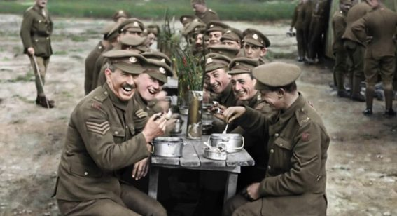 Peter Jackson interview: how I made the visually stunning They Shall Not Grow Old