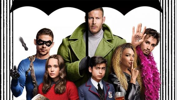 Why The Umbrella Academy might beat your superhero fatigue