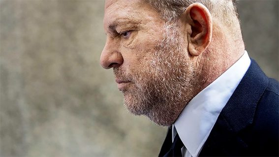 Behind the scenes of the documentary about the rise and fall of Harvey Weinstein