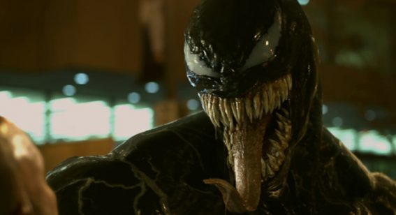 It's hard to enjoy Venom, but it's also hard to hate it