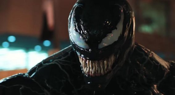 Weekend box office: Venom defeats First Man to claim top spot again