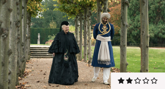 Review: 'Victoria and Abdul' Wobbles All the Way to the End