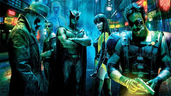 The new Watchmen TV show now has an Australian release date