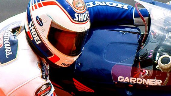Legendary motorcycle racer Wayne Gardner gets his own documentary with 'Wayne'