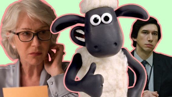 Best films to watch this weekend—Helen Mirren, Shaun the Sheep & more