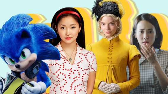 What to watch this weekend: Sonic, Jane Austen, Parasite & more
