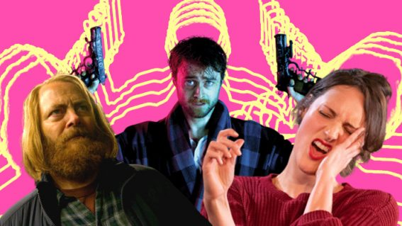 Sci-fi, gun-fu, Fleabag, and everything else to watch this weekend