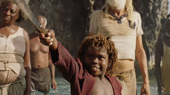 Wendy is Benh Zeitlin's beautifully sad follow-up to Beasts of the Southern Wild
