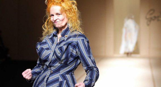 Westwood: Punk, Icon, Activist celebrates a freaking fashion genius