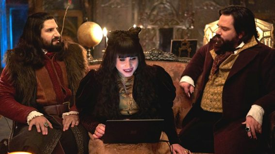 What We Do in the Shadows returns for more weirdly cozy watching