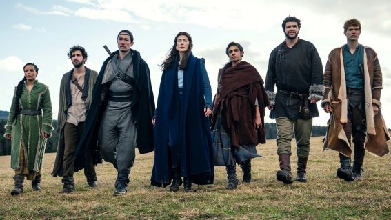 First trailer and NZ release date for epic fantasy series The Wheel of Time