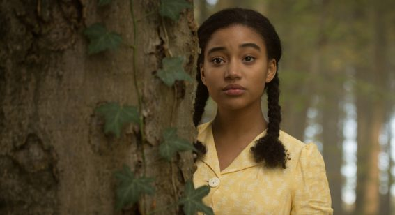 Amandla Stenberg proves an excellent choice for WWII drama Where Hands Touch