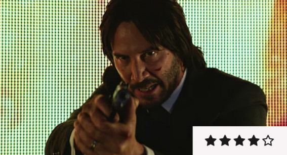 Review: 'John Wick 2' Contains More Expertly Choreographed Knife-to-the-Balls Ultraviolence