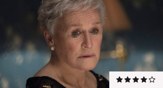 The Wife review: Glenn Close delivers subtle brilliance