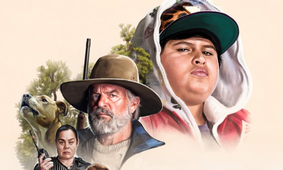 Over 40 NZ Cinemas Will Compete to Host the Best 'Hunt for the Wilderpeople' Premiere