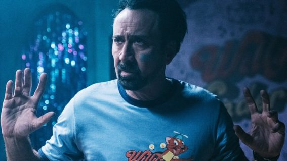 Willy's Wonderland is a weirdly entertaining experiment in the lab of Nicolas Cage