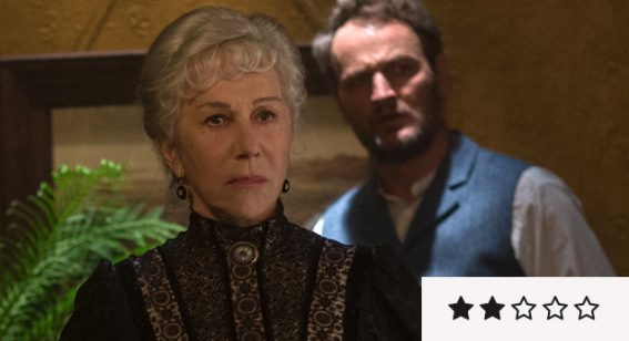 Winchester review: milder than a trip to Spookers