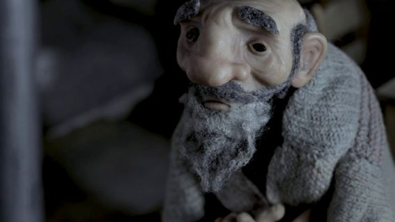 A gorgeous Dunedin stop-motion film plays as part of NZIFF