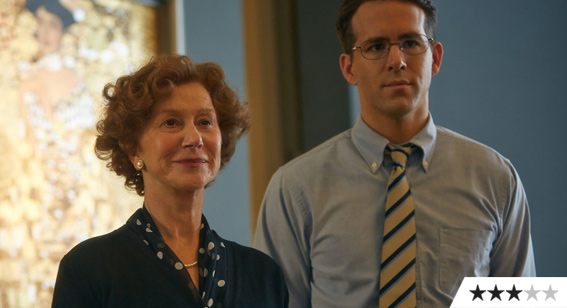 Review: Woman in Gold