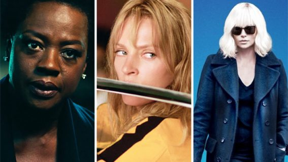 The 10 best women-led action movies