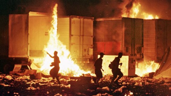 How to watch Woodstock 99: Peace, Love and Rage in New Zealand