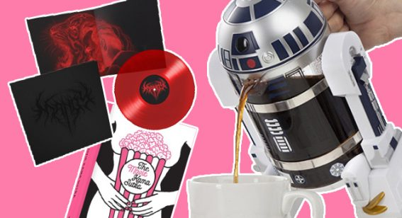 11 awesome movie-related Xmas gift ideas (and one super sad one)