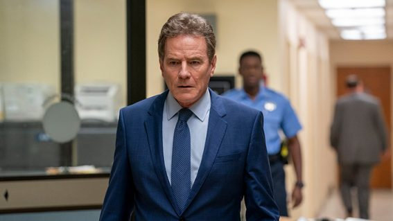 Bryan Cranston is still breaking bad in the pacey thriller series Your Honor