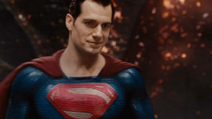 Henry Cavill as Superman in Zack Snyder's Justice League