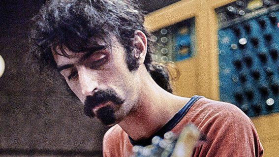 Even those so-so on Frank Zappa ought to get a lot out of this new doco
